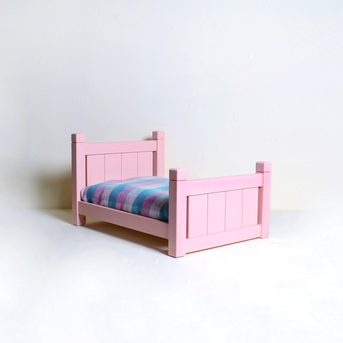1F Bed - Pink