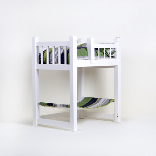 Bunk Bed - White