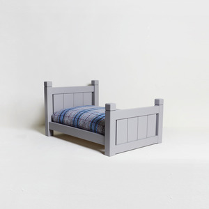 1F Bed - Gray
